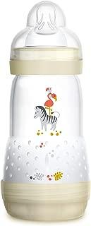 MAM 防疝痛奶瓶 白色 9 盎司