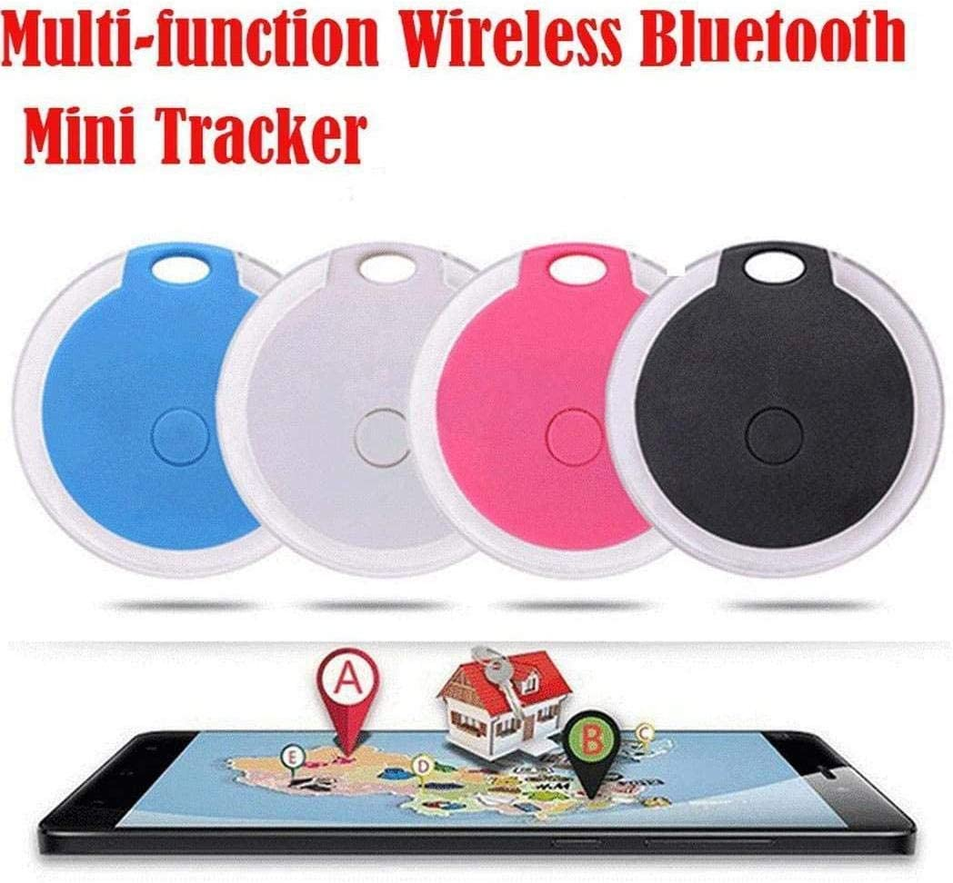 Alexi Bluetooth Anti-Lost Device Key Luggage Tracking Object Finder Alarm Running GPS Units