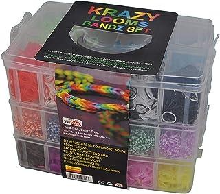 10bcb5182aae Amazon.es: gomitas para hacer pulseras: Juguetes y juegos