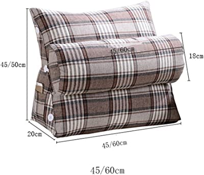 Amazon.com: Almohada triangular ajustable de semana/cojín ...