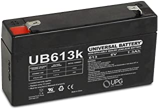 Universal Power Group 6V 1.3AH GE 600-1054-95R Simon XT Replacement Battery