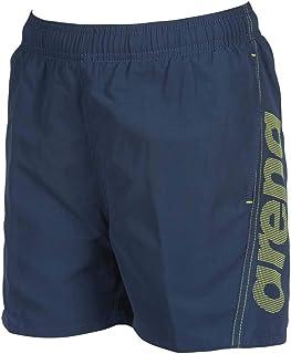 ARENA B Fundamentals Logo Boxer Pantalones Cortos de Playa Niños