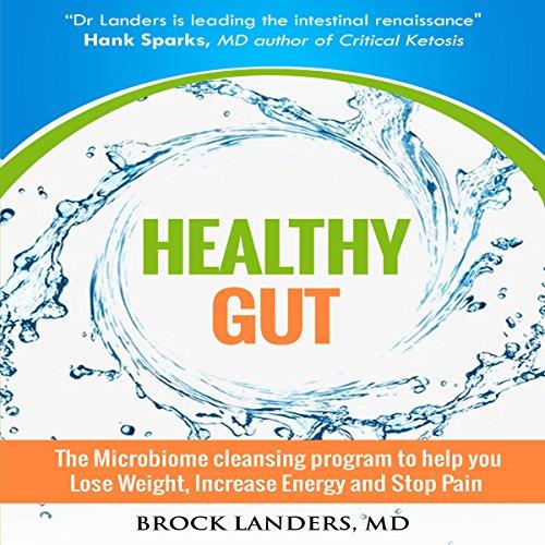 Healthy Gut audiobook cover art