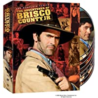 Adventures of Brisco County Jr. The Complete Series on DVD