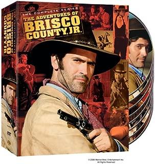 ADVENTURES OF BRISCO COUNTY JR. (DVD)