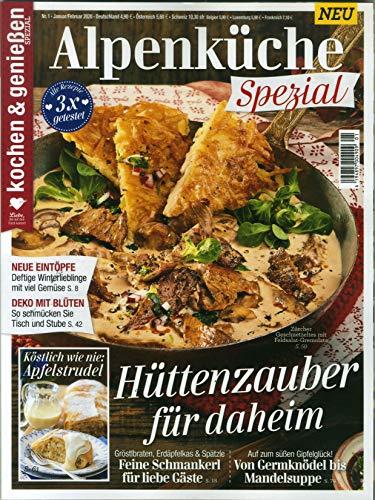 Kochen & Genießen Sonderheft 1/2020