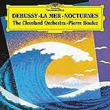 Debussy: La Mer/Nocturnes/Jeux/Rhapsodie pour Clarinette et Orchestre [Vinyl LP]