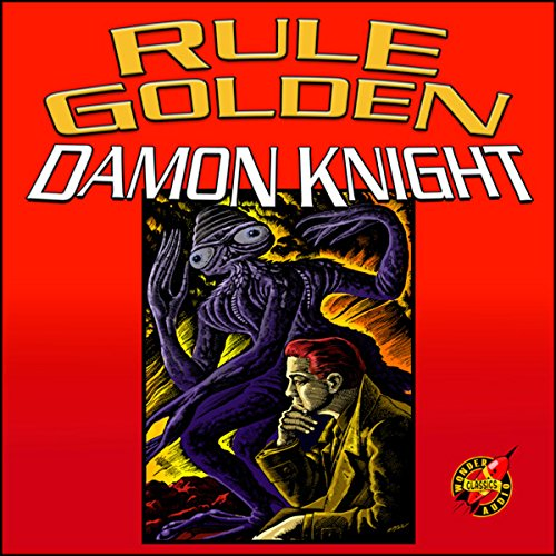 Rule Golden audiobook cover art