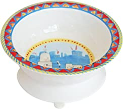 Baby Cie L'Amour Familial 'Love Of Family' Textured Suction Bowl, Multicolor