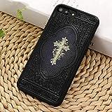 WGOUT En la Biblia Christian Catholic Phone Case para iPhone X XR XS 11 12 Pro MAX 5 6 7 8 Plus para Samsung S5 S6 S7 S8 S9 S10, para iPhone 12pro MAX