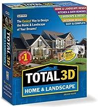 Total 3D Home & Landscape Design Suite Version 9 [Old Version]