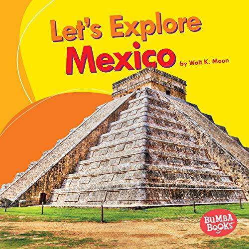 Let's Explore Mexico audiobook cover art