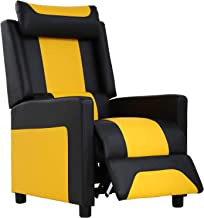 Gaming Chairs for Adults Video Game Chairs Couch Gamer Chair Reclining Home Movie Theater Seating Sofa Single Living Room Furniture Seat Comfortable