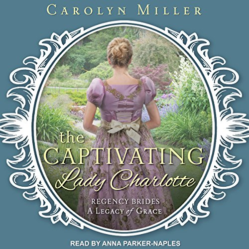 The Captivating Lady Charlotte cover art