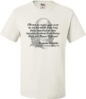 created equal shirt