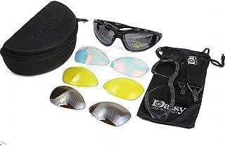 c900986331 Nueva DAISY C4 Militar Tactical Deportes Gafas Gafas Al Aire Libre 4 Lentes  Gafas De Sol