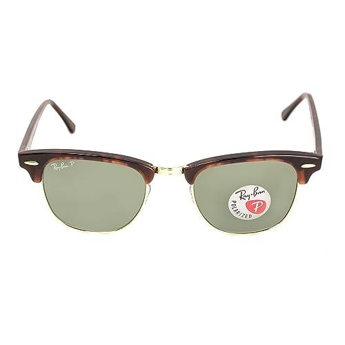 331d4a3606 Ray-Ban Men s 0rb3016 Polarized Square Sunglasses