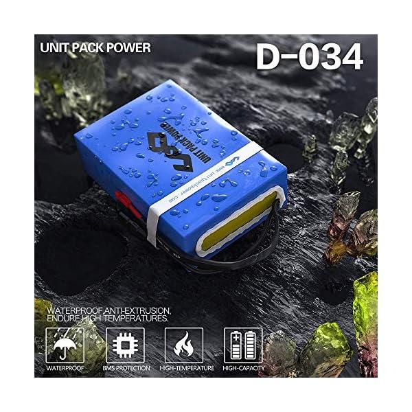 61VPBWlEJqL. SS600  - Unit Pack Power 60V/52V/48V/36V 20Ah Ebike Akku - Batterie für 2000W /1800W /1500W /1000W / 750W / 500W/ 350W Elektro Fahrrad Batterie Lithium-Ionen für Elektro-Roller Scooter
