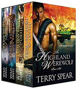 Highland Werewolf Boxed Set (Highland Wolf) by [Terry Spear]
