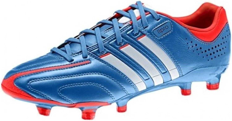 Adidas Adipure 11Pro TRX FG US Men's 7.5 M (Brightbluee RunningWhite Infrared)