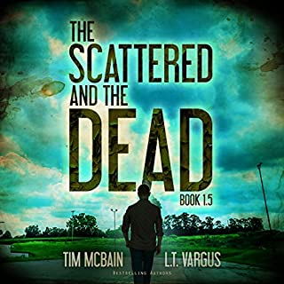 The Scattered and the Dead, Book 1.5 audiobook cover art