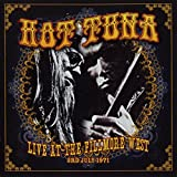 Hot Tuna: Live at the Fillmore West 3rd July 1971 (Audio CD (Live))