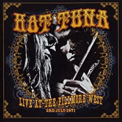 Live at the Fillmore West 3rd July 1971