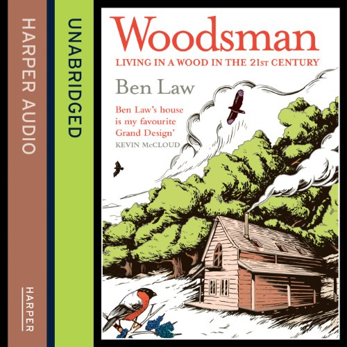 Woodsman audiobook cover art