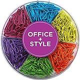 Graffette multicolori, 6 colori diversi, 480 pezzi...
