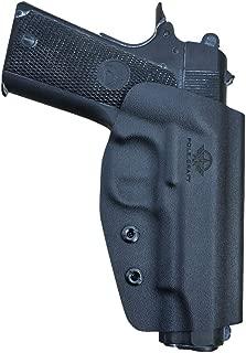 Kydex OWB Holster Fits: Colt Commander 1911 .45 / 4.5