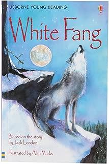 white fang reading level
