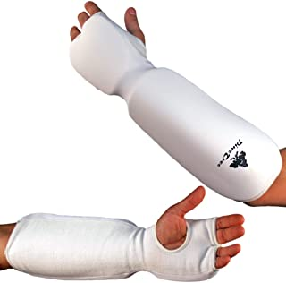 Pine Tree Sang Moo Sa Martial Arts Taekwondo, Karate Training Cloth Fist & Forearm Pad