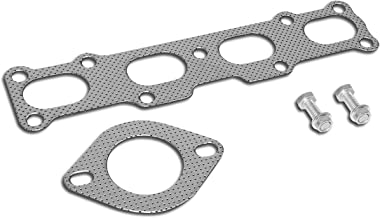 Aluminum Exhaust Manifold Header Gasket Set for 94-98 Mazda Miata 1.8L