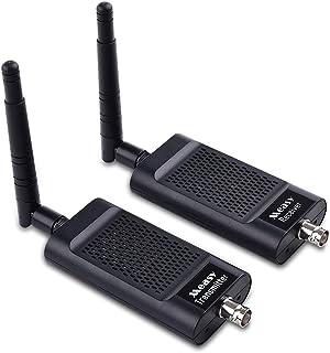 MEASY AIR SDI Wireless SDI Transmitter and Receiver Audio Video SDI Connection kit Transmit up to 100m