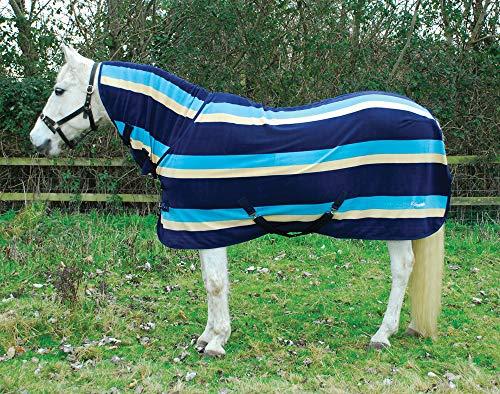 Rhinegold Fleece tapijt met volledige hals