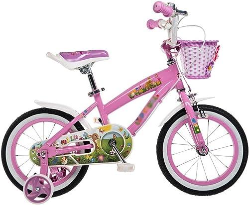 Kinder Casual Sport Freizeit Fahrrad für Outdoor-Trip mit Heimtrainer 12 Zoll, 14 Zoll, 16 Zoll, 18 Zoll