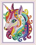 Cross Stitch Stamped Kits