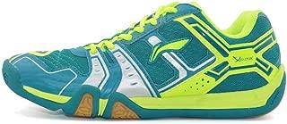 Men Saga Lightweight Badminton Shoes Breathable Professional Sport Shoes AYTM085