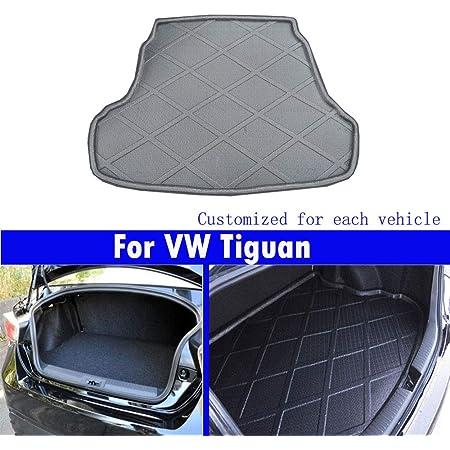 Tapis de coffre et tapis de sol en caoutchouc pour VW Tiguan /à partir de 2016 prot/ège-voiture MONTEUR