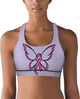 butterfly ribbon svg