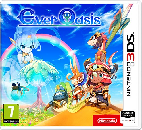 Ever Oasis - Nintendo 3DS