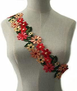 floral embellishments for dresses