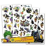 LEGOバットマンステッカー–ステッカー4枚