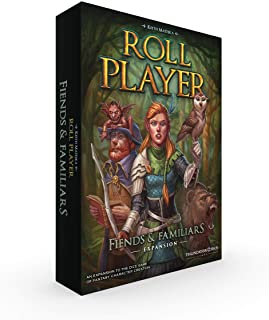 Thunderworks Games Board Game Roll Player: Friends & Familiars