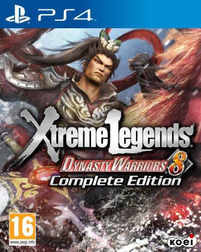 Dynasty Warriors 8: Xtreme Legends - Complete Edition (PS4) - [Edizione: Regno Unito]