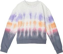 Tie-Dye Sweatshirt (Big Kids)
