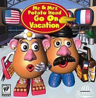 Mr. And Mrs. Potato Head Go On Vacation - PC/Mac