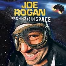 Talking Monkeys in Space by Joe Rogan (2010) Audio CD