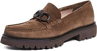 Salvatore Ferragamo Mens Bleecker Lug Sole Loafers