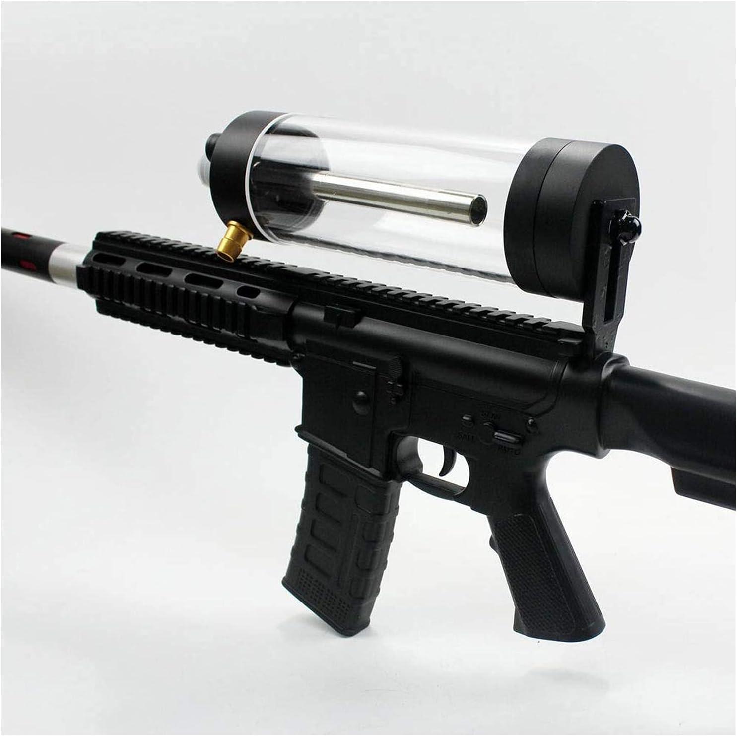 Conjunto de cachimba M416 Shisha Water Pipe Hookah Accesorios Complete una manguera LED luces Silicone Hookah Bowl Pinzas de carbono
